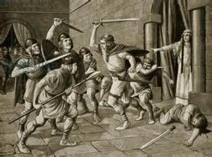 cynewulf death